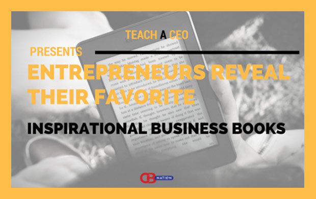 QuickBridge President Ben Gold Featured in CEO Blog Nation Article on Inspirational Business Books