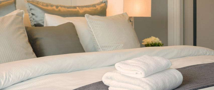 Using hospitality financing for updating rooms and bedding