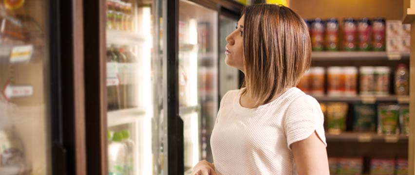 using convenience store loans to buy more refrigerated grocery inventory
